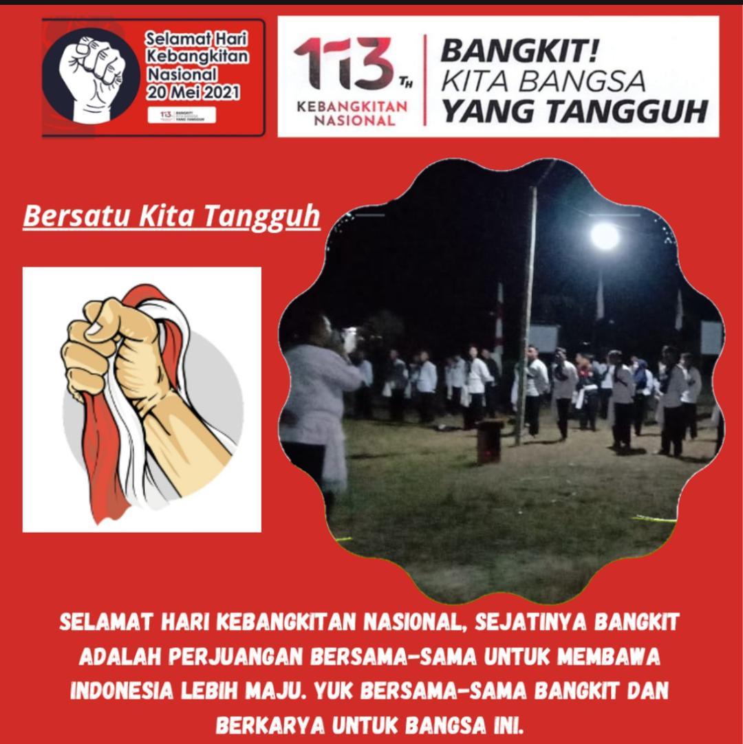 Perguruan Pencak Silat Bunga Sejati Tenaga Dalam Kabupaten Tanjung Jabung Timur. Foto : SELOKO.ID/HADI SU.