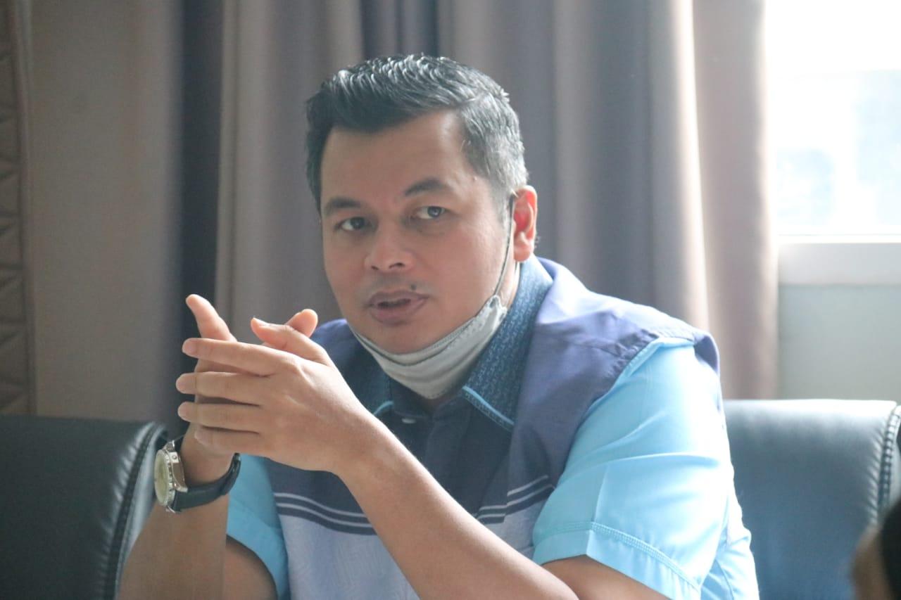 Kemas Faried Alfarely, Anggota Komisi IV DPRD Kota Jambi Fraksi Golkar. SELOKO.ID/Istimewa.