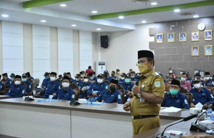 Wakil Wali Kota Jambi, Maulana.